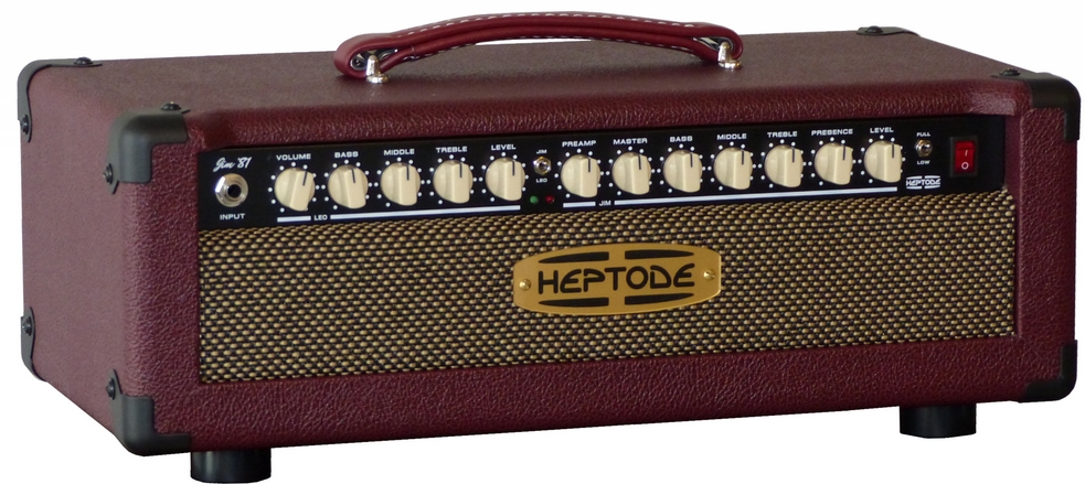Heptode Jim '81 amp head